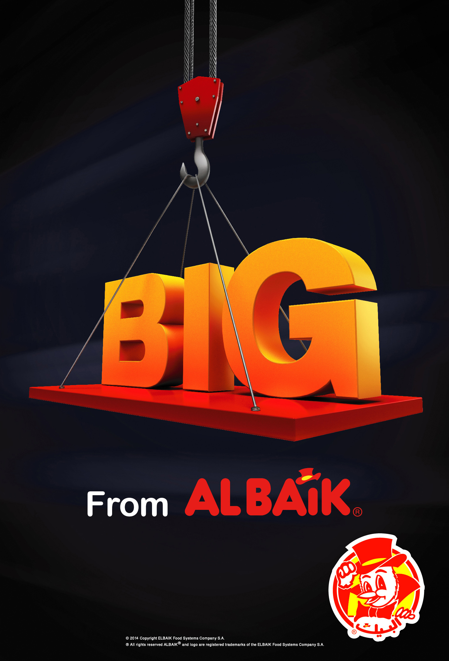 Albaik BIG Eng&Ara Mupi 260x385mm